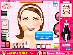 Make Up Wonders game