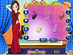Indian Fashion Dress Up game