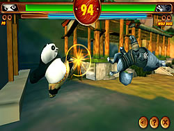 Game Kung Fu Rumble