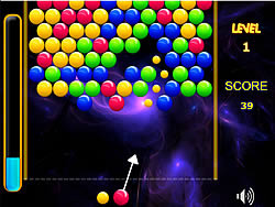Juega al juego gratis Bubble Shooter 5