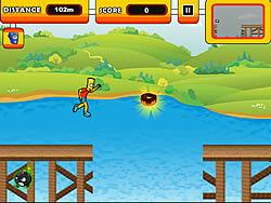 मुफ्त खेल खेलें Run Bart Run