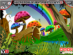 Game Jungle Hidden Alphabets
