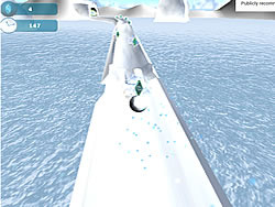 Game Snowball Adventure