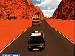 Game Desert Run