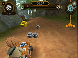 Juega al juego gratis Lego: Legends of Chima Speedorz