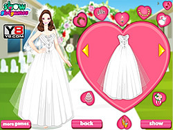 Game Beautiful Sweet Bride