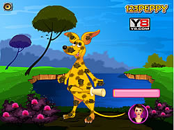 Peppy's Pet Caring - Kangaroo