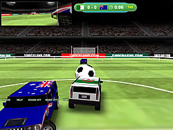 Game World Hummer Football