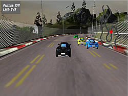 Juega al juego gratis Smooth Racing