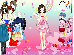 Bag Dress up 3 game