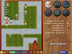 Game Fratboy Girlfriend Tower Defense