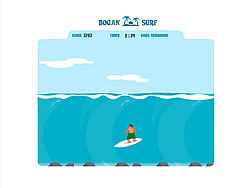 Permainan Bogan Surf