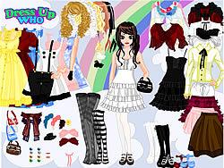 Lolita Fashion Girl game