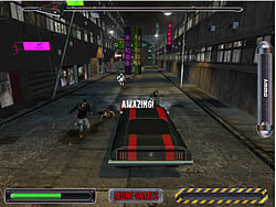 Zombie Carpocalypse game
