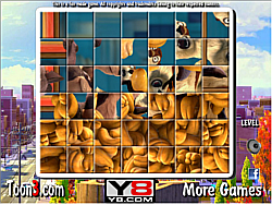 Game The Nut Job Spin Puzzle