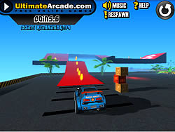 Extreme Racing 3D: Training game