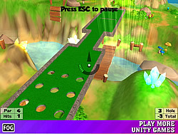 Game Mini Golf Islands