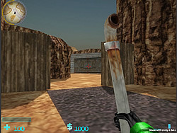 Game HalfLife-V