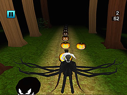 Juega al juego gratis Escape from Slender