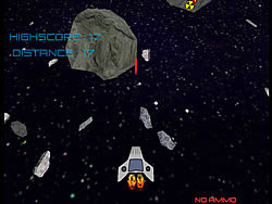 Asteroid Alley игра