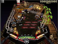 無料ゲームのTortuga Tales Pinballをプレイ