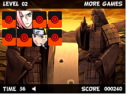 Naruto Ninja Memories game