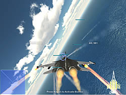Permainan Air Battle 3D