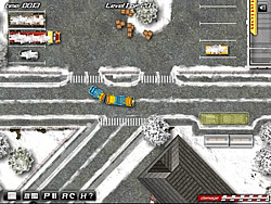 Winter Bus Driver 2 game