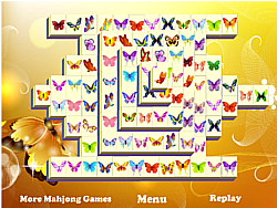 Game Butterfly Mahjong