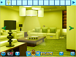 Game Wow Office Lounge Escape