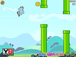 Game Flappy Little Pony