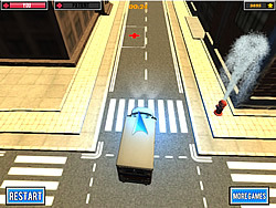 Juego Park it 3D: Ambulance