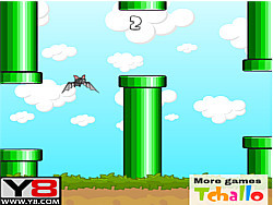 Game Flappy bat y8
