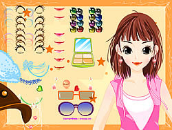 Girl Makeover 29 spel
