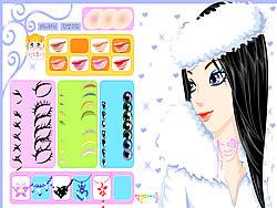 Gioca gratuitamente a Winter Girl Makeup