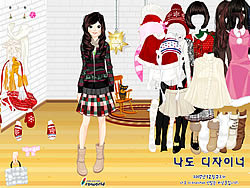 Gioca gratuitamente a Sweet Holiday Girl