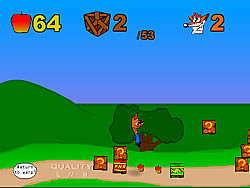 Gioca gratuitamente a Crash Bandicoot