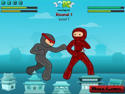 Permainan Frantic Ninjas