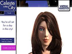 Celeste in the City Makeup