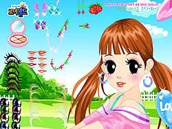 Gioca gratuitamente a Anime Girl Makeover