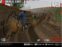 Permainan 4 Wheel Fury 2