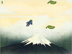 Wishful Leap of the Ninja