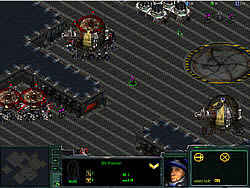 Starcraft Flash RPG jogo