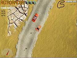 Gioca gratuitamente a Retro Racer