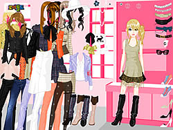 Chique Fashion Dressup2 game