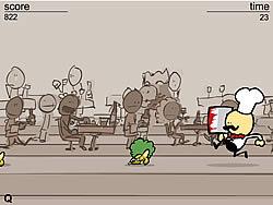 Run Lil' Broccoli παιχνίδι