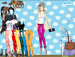 Suggestions in Spring Dress Up παιχνίδι