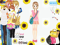 Game Teen Spring Fashion