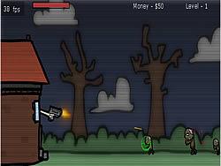 Zombie Assault لعبة