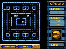 Game Pacmania III